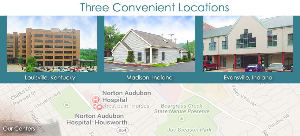 Our Centers